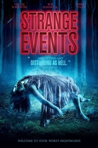 Nonton Film Strange Events (2017) Subtitle Indonesia Streaming Movie Download
